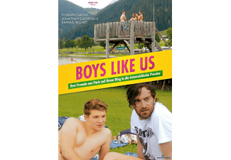 Boys Like Us - (DVD)