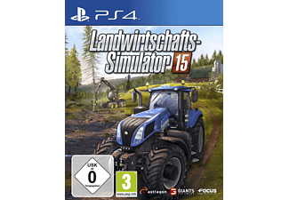 Landwirtschafts-Simulator 2015 - PlayStation 4