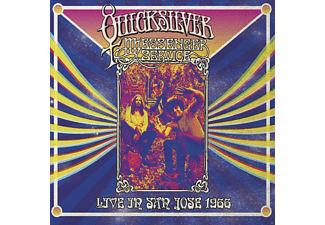 Quicksilver Messenger Service - Live In San Jose 1966 [CD]