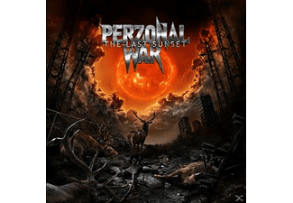 Perzonal War - The Last Sunset (Ltd.'orange' Vinyl Edition) - (Vinyl)