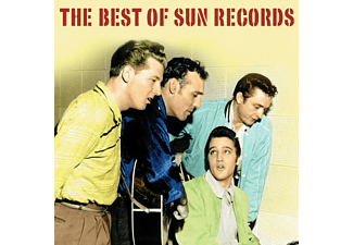 VARIOUS - The Best Of SUN Records - (CD)