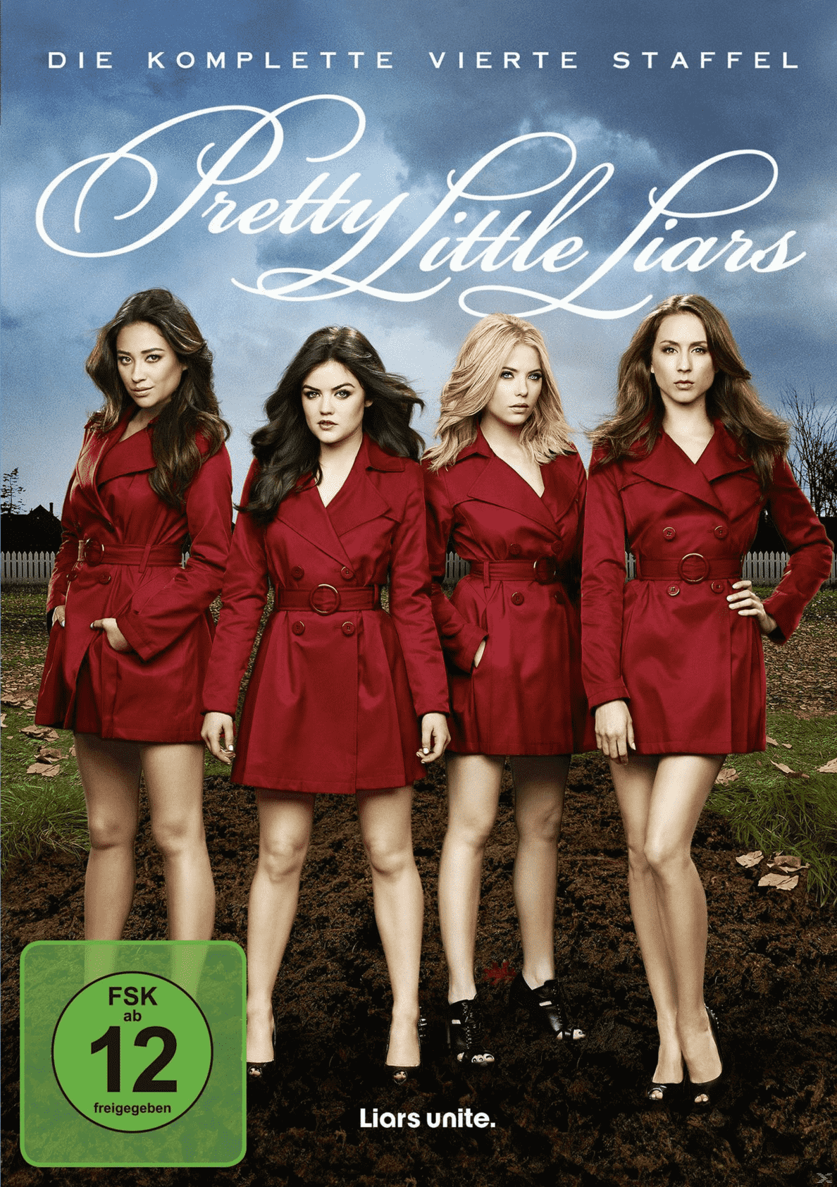Pretty Little Liars - Staffel 4 - (DVD)