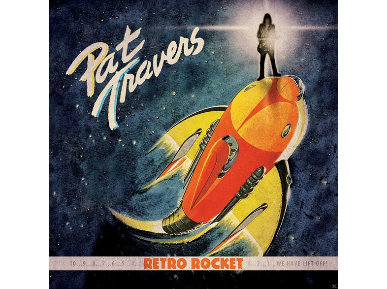 Pat Travers - Retro Pocket [CD]