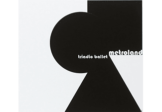 Metroland - Triadic Ballet (Ltd.3cdbox) - (CD)