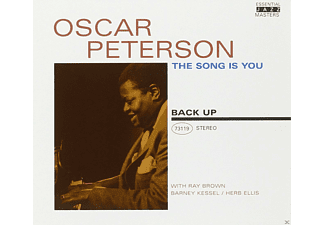 Oscar Peterson - THE SONG IS YOU - (CD)