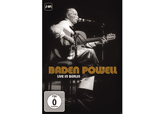 Baden Powell - Live In Berlin - (DVD)