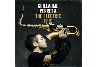 Guillaume/the Electric Epic Perret - Open Me [Vinyl]