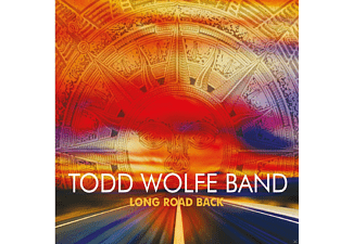The Todd Wolfe Band - Long Road Back - (CD)