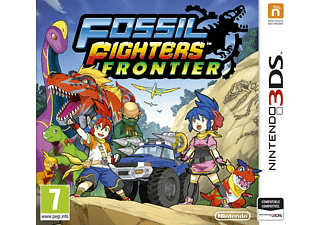 3DS Fossil Fighters: Frontier