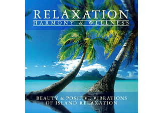 VARIOUS - Relaxation - Harmony & Wellness: Beauty & Positive Vibrations Of Island Relaxations - (CD)