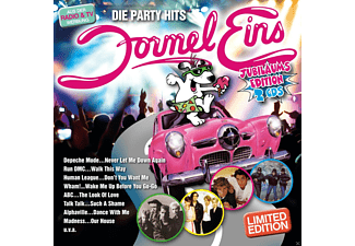VARIOUS - Formel Eins - 80er Party - (CD)
