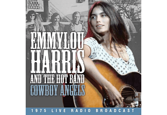 Emmylou Harris, The Hot Band Cowboy Angels - Cowboy Angels - (CD)