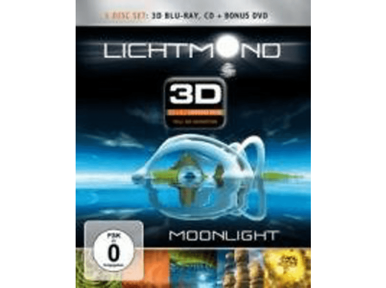 - Lichtmond 2 - Universe of Light (Special Edition) [3D Blu-ray]