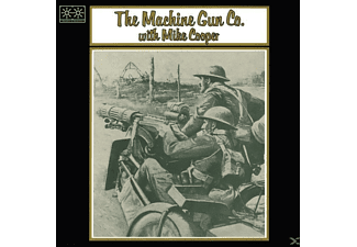 Mike Cooper - Places I Know/The Machine Gun Co. - (Vinyl)