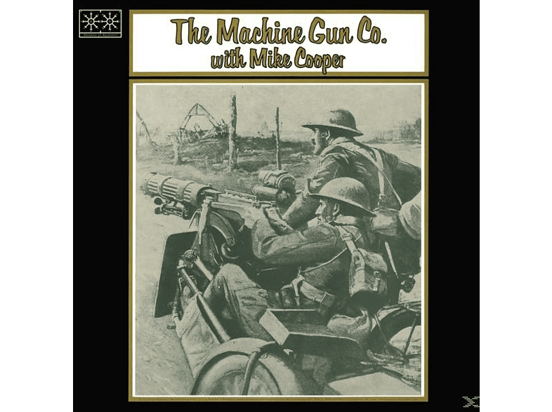 Mike Cooper - Places I Know/The Machine Gun Co. [Vinyl]