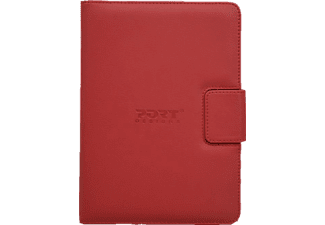 "PORT DESIGNS Folio cover Muskoka 7"" rouge (201330)"