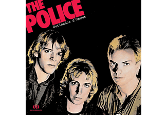 The Police - Outlandos D'amour - (CD EXTRA/Enhanced)