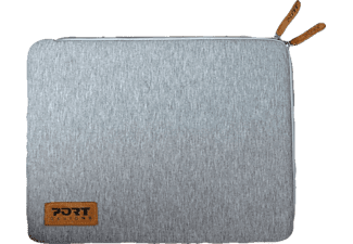 "PORT DESIGNS Housse Torino 15.6"" gris (140385)"