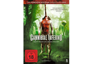 Cannibal Inferno - (DVD)