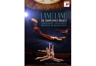Lang Lang - The Chopin Dance Project - (DVD)