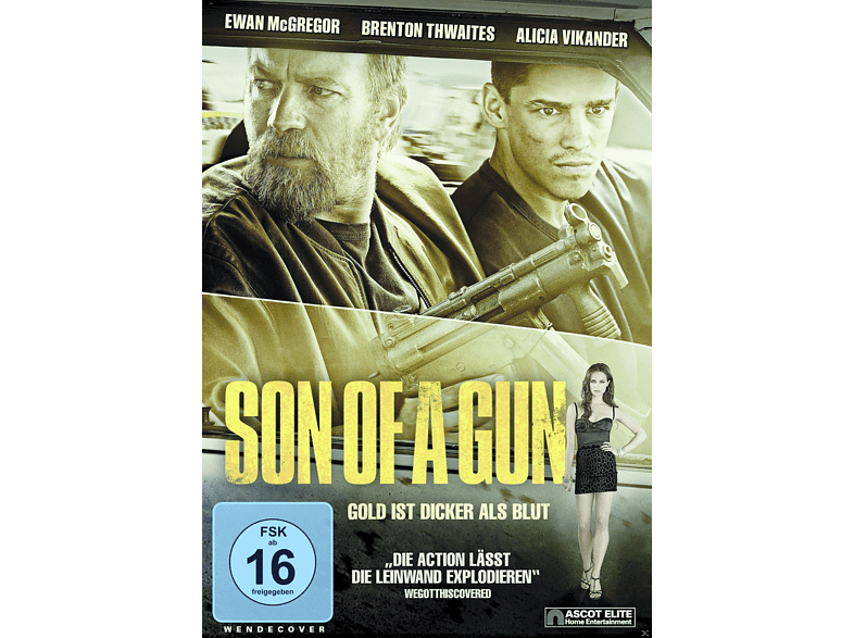Son of a Gun [DVD]