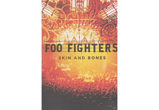 Foo Fighters - SKIN AND BONES - (DVD)