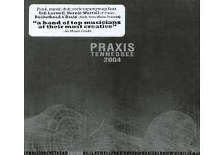 Praxis - Tennessee 2004 - (CD)