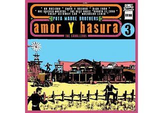 Puta Madre Brothers - Amor Y Basura - (LP + Download)