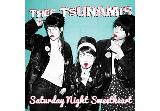 Tsunamis - Saturday Night Sweetheart - (LP + Download)