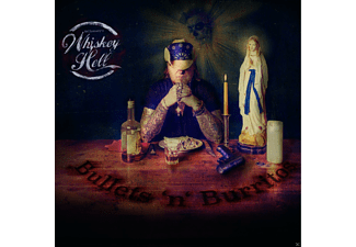 Whiskey Hell - Bullets & Burritos - (CD)