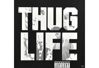 Thug Life / 2Pac - Thug Life:Vol.1 (Explicit Version) (Re-Release) - (CD)