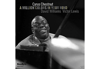 Cyrus Chestnut - A Million Colors In Your Mind - (CD)