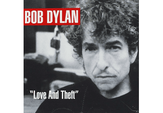 Bob Dylan - LOVE AND THEFT - (CD)