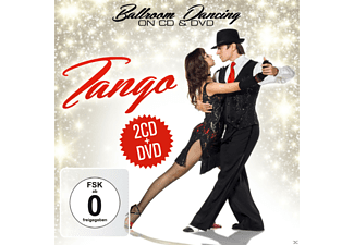 VARIOUS - Tango - Ballroom Dancing On CD & DVD - (CD + DVD)
