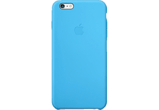 APPLE iPhone 6 Plus Silicone Case Blue - (MGRH2ZM/A)