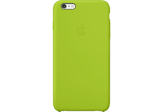 APPLE iPhone 6 Plus Silicone Case Green - (MGXX2ZM/A)