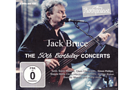 Jack Bruce - Rockpalast: The 50th Birthday Concerts [CD + DVD Video]