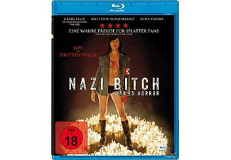 Nazi Bitch - War is Horror - (Blu-ray)