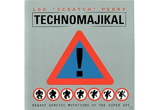 "LEE ""SCRATCH"" PERRY W/ DIETER MEIER - Technomajikal - (CD)"