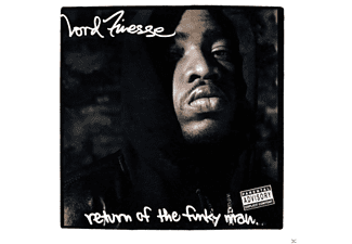Lord Finesse - Return Of The Funky Man [CD]