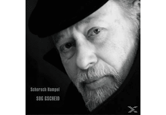 Schorsch Hampel - Sog Gscheid - (CD)