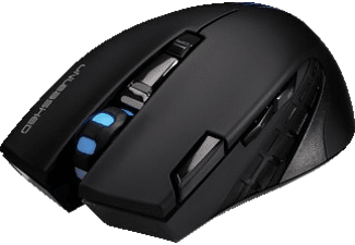 HAMA Souris gamer sans fil uRage Unleashed (113733)