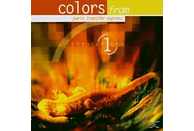 VARIOUS - Colors From Paris [CD]