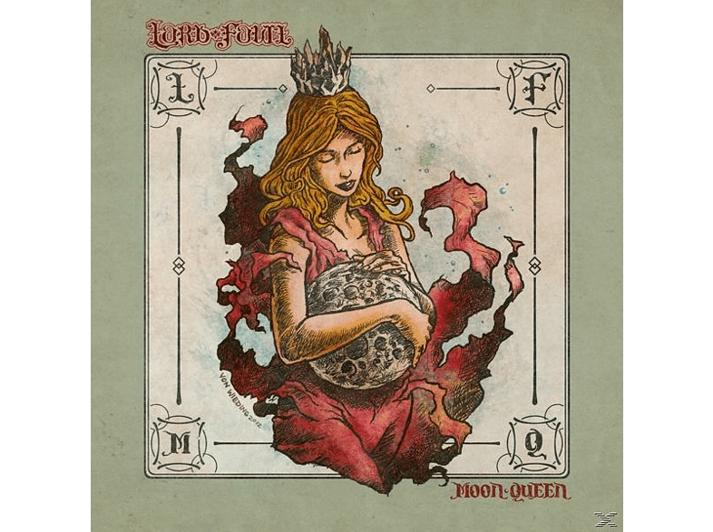 Lord Fowl - Moon Queen [Vinyl]