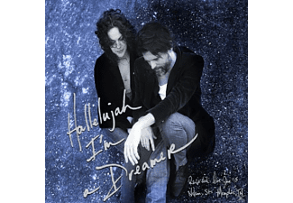 Amy & Will Sexton Lavere - Hallelujah I'm A Dreamer [CD]