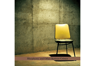 Pitom - Blasphemy And Other Serious Crimes - (CD)