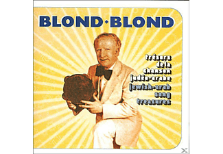 Blond Blond - TRESORS DE LA CHANSON JUDEO-ARABE - (CD)