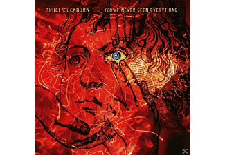 Bruce Cockburn - You've never seen everything - (CD)