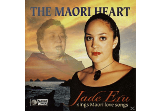 Jade Eru - The Maori Heart - (CD)