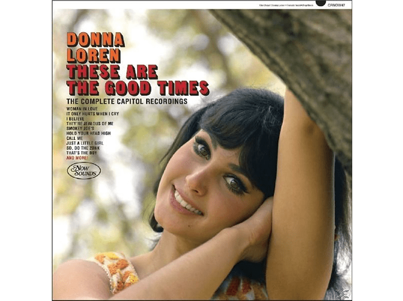 Donna Loren - These Are Good Times [CD]